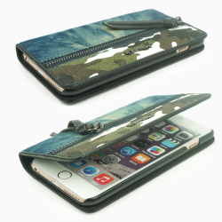 Cover with Special Pictures, Patterns, Suitable for iPhone 5/ 5S