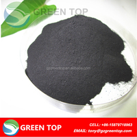 Best quality 100% water soluble potassium humate powder fertilizer