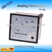 panel analog 96 Moving Coil DC Ampere meter concentration measuring instruments