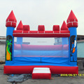 inflatable bouncer with safe net /cheap inflatable bouncers for sale