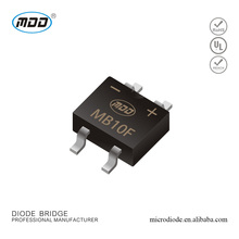 MBF Factory Price 1000V 1Amp SMD Bridge Rectifier Diode MB10F