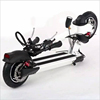 2 wheel cheap aluminum frame folding electric water scooter