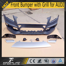 Q5 Transfer RS5 PP Auto Front Bumper Grill for AUDI Q5 RS5 12-14