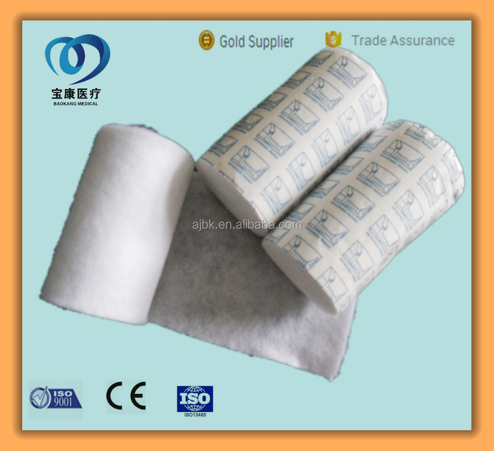 Medical health product cast padding