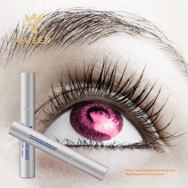 2018 Business Opportunity Herbal Natural Eyebrow Eye Lashes Growth Enhancing Eyelash Serum