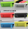 Hot Sale Top Selling for iPhone5 Case with 2200mAh Rechargeable External Battery
