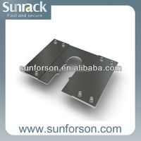 Solar Panel Stainless Steel Grounding Clip