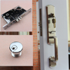 Supply all kinds of fire door lock,anti-theft door lock,door locks and handles manufacturer