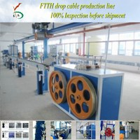 FTTH terminal optical fiber cable machinery
