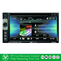 Enclosure Type 2 DIN car dvd player with GPS / ATV / DVB-T / ISDB-T / ATSC / RDS /3D UI XY-D9062