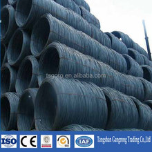 tensile strength 320-430Mpa wire steel