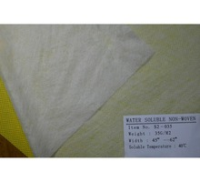 Cost effective pva nonwoven fabric dissolves water soluble film