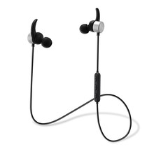 2017 in-ear Wireless Bluetooth 4.1 Sports Headphones, Stereo Noise Canceling Earphones with Mic for Smartphone R1615