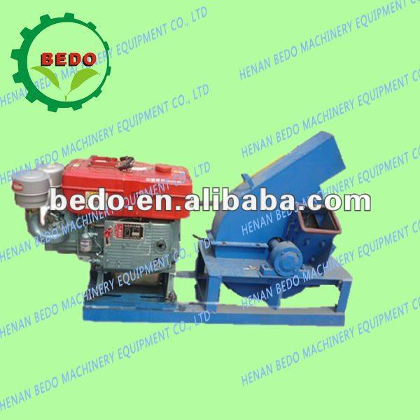 high efficient wood flaker machine for sale