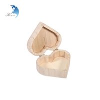 Wholesale Good Quality Heart Shape Wooden