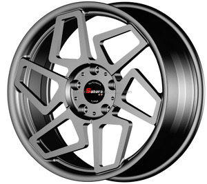 International design forged alloy wheel with 3 year warranty