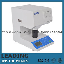 Salt making brightness tester with easy operation
