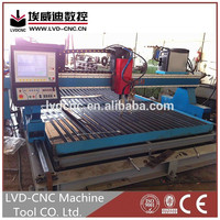 LVDcnc Plasma cutting machine professional for metal with high quality and competitive price 200A 120A