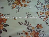 printed soft velboa