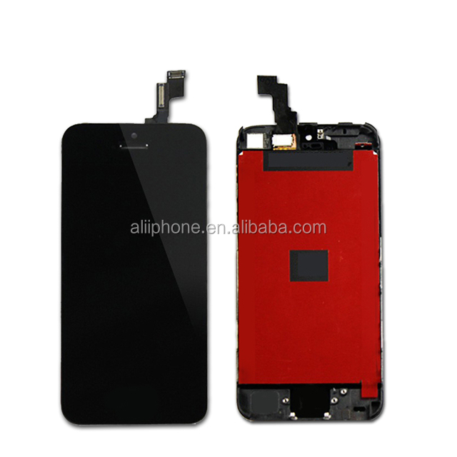 wholesale express top lcd screen for iphone 5c best price best quality Display for iphone 5 5s 5c LCD screen