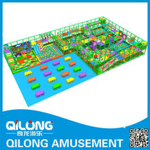 Giant New Tropical Kids Paradise Park ,Indoor Playground for Sales