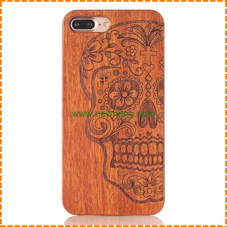 Real Wood Factory Personalized Wooden Cell Phone Case For Iphone 6 6 plus , Wooden Case For IPhone 6