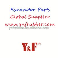 excavator and bulldozer undercarriage spare parts