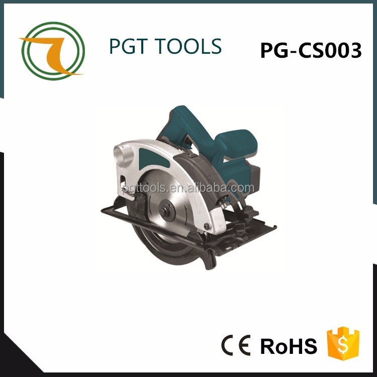 Hot PG-CS003 log cutting saw cordless circular saw vertical cutting machine