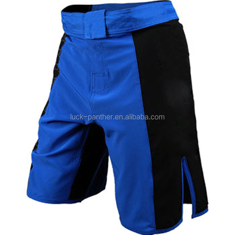 New Design MMA Gear 100% Polyester Custom Printed MMA Shorts