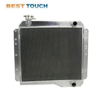 AUSTIN MINI COOPER 850/1000/1100/1275 MT 1959-1997 automotive cooling aluminum radiator