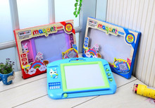 Good quality eco-friendly magic kids magnetic writing board