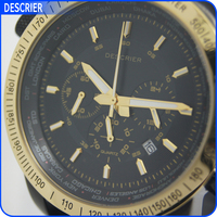 Men Sport Multifunction Custom Chronograph Watch