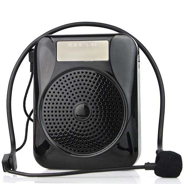 amplificateur de voix pour guide