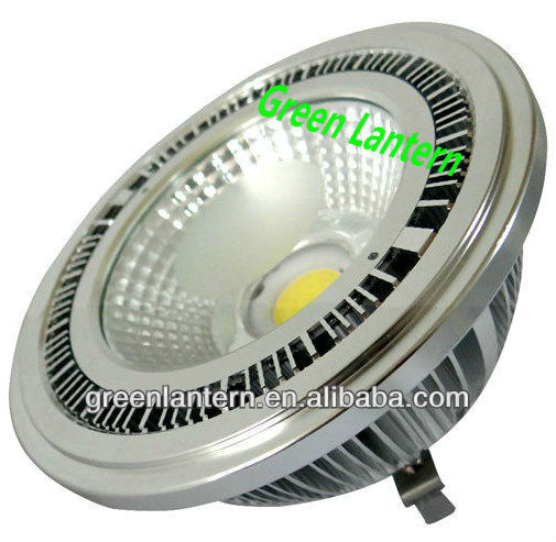 New arrival high power 8W cob led AR111 g53 led light