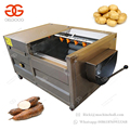 Industrial Yam Potato Washing and Peeling Mmachine Sweet Potato Washing Machine