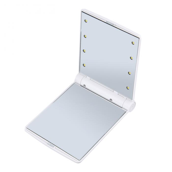 Hot Sale makeup mirror led light mirror touch sensor switch, led make up mirror