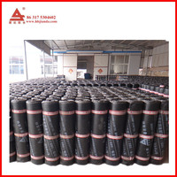 Supply a large quantity elastomer SBS bitumen waterproof roll