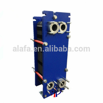 China manufacturer of M10B plate heater for swimming pool