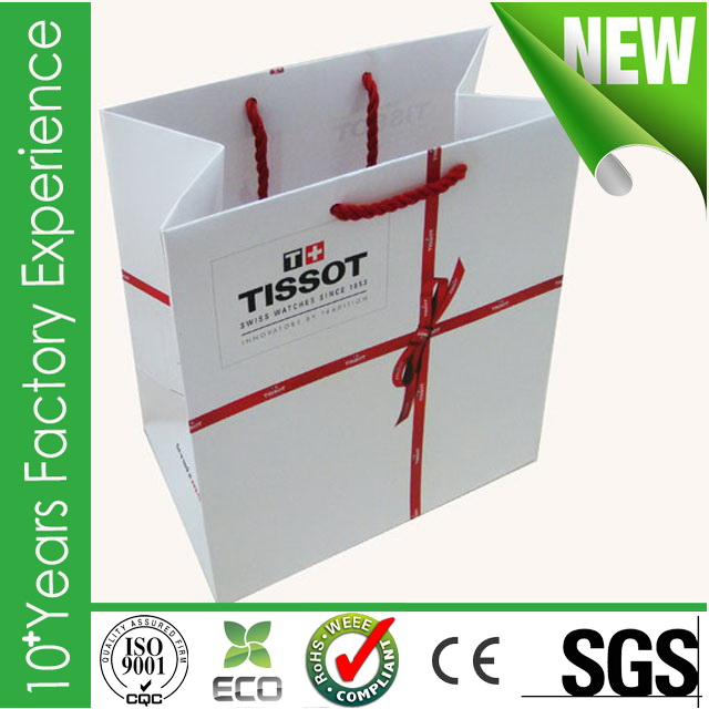 R-AD276_paper shopping bag Professional shopping bag with handle trade assurance supplier