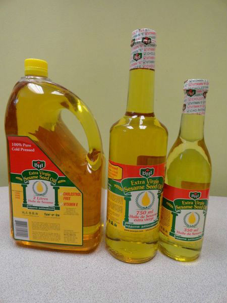 Extra Virgin Sesame Oil