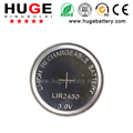 High quality with best price for 3.6V LIR2450 rechargeable lithium coin cell