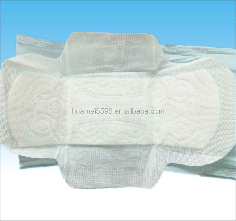 Sanitary Napkin /Sanitary Pantry Exported to Africa