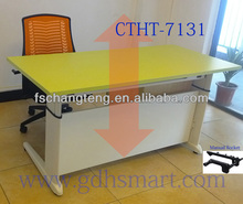 La Courneuve up &down office table&Poissy simple up and down office table&Savigny-sur-Orge lifting table furniture with manual