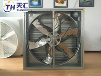 Industrial window wall mounted big exhaust/ventilation fan