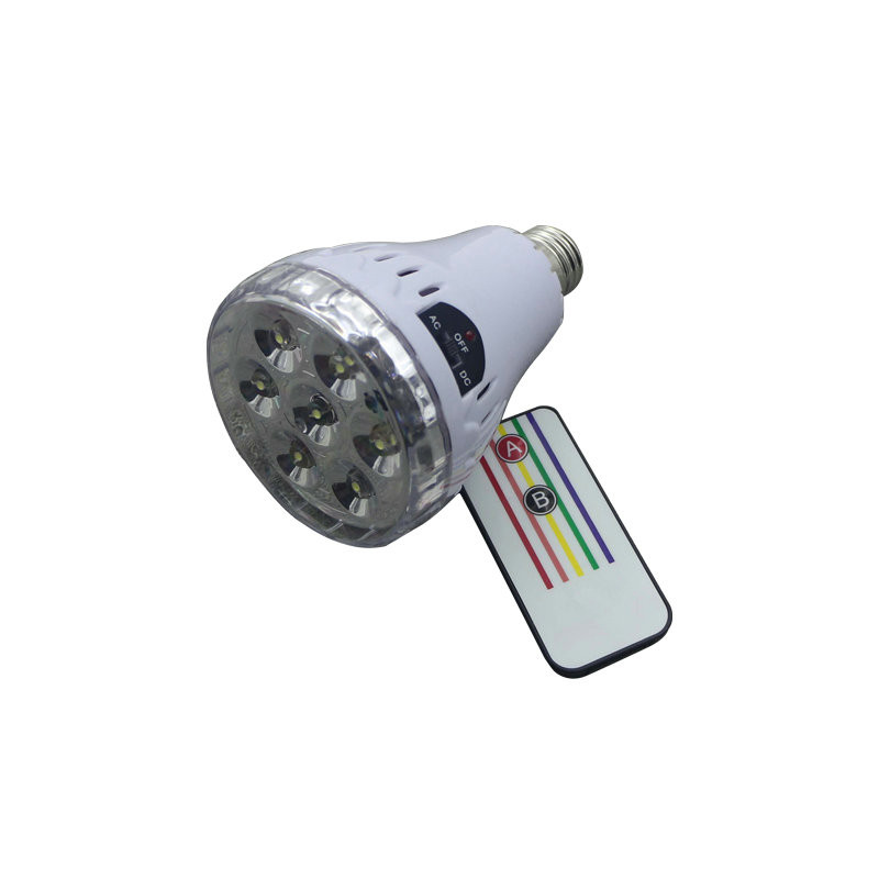 led emergency bulb Factory Price 5w rechargeable led emergency bulb <strong>e27</strong>