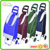 Foldable shopping trolley large capacity sky travel bag