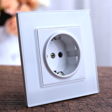 fashion designs Germany EU type Outlet 16A wall power socket