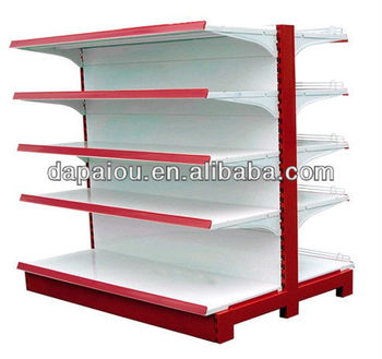 Best Selling and Reasonable Price Standard Supermarket Shelf