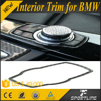 Carbon Fiber Interior Auto Trim for BMW X1 X3 X4 X5 New 3 Series 730I
