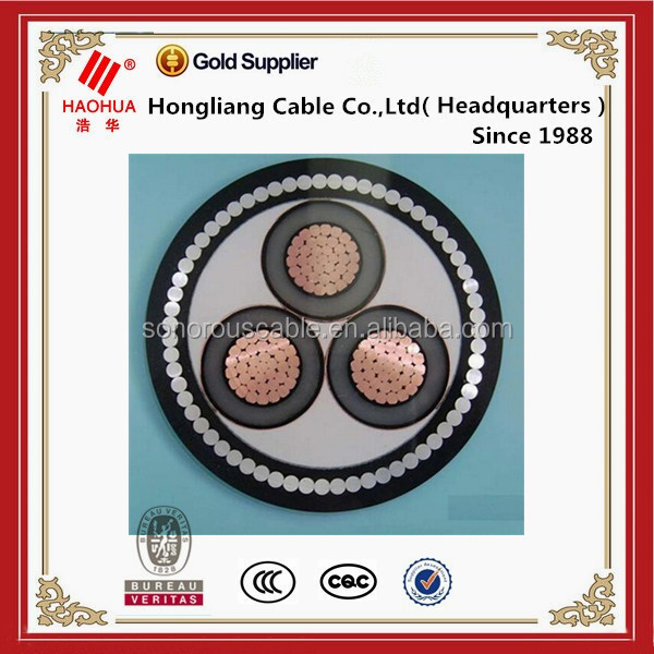Low price BS 6387/IEC 60332 fire resistant power cable